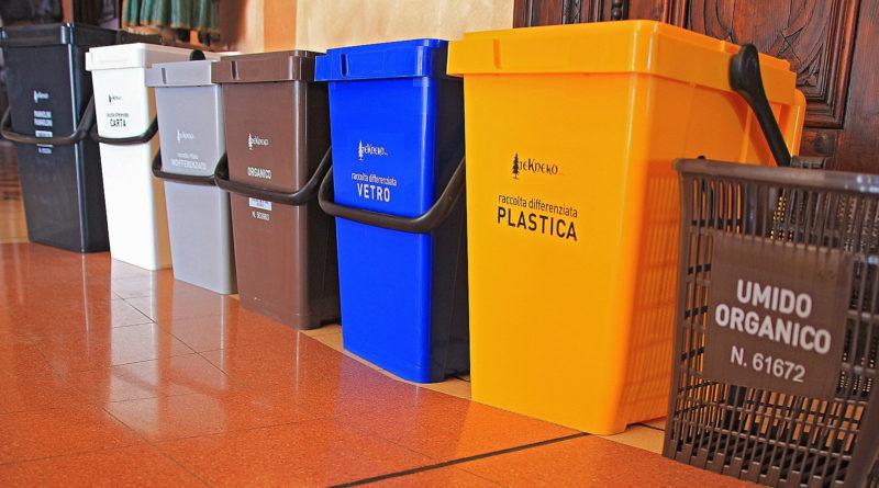 Misure di sicurezza riguardanti la raccolta differenziata in occasione del G20 di Matera