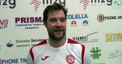 Matej Cernic, leggenda senza fine, rinnova con il Volley Club Grottaglie