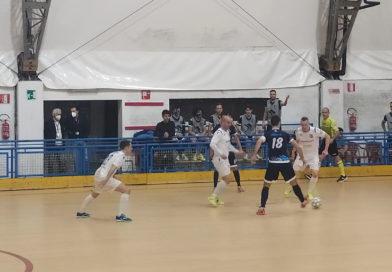 Calcio a cinque: Il Cmb Matera si impone nettamente sul Colormax Pescara e si proietta nelle zone alte della classifica