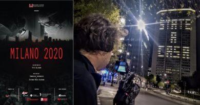 """Sabato 8 maggio su Retequattro il film """"Milano 2020"""". Alle ore 21:25, il docufilm nato da un'idea del giornalista lucano Vito Salinaro"""